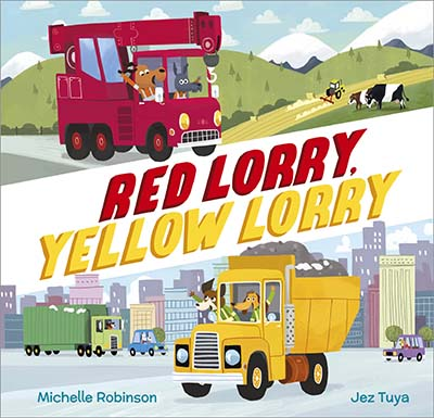 Red Lorry, Yellow Lorry - Jacket