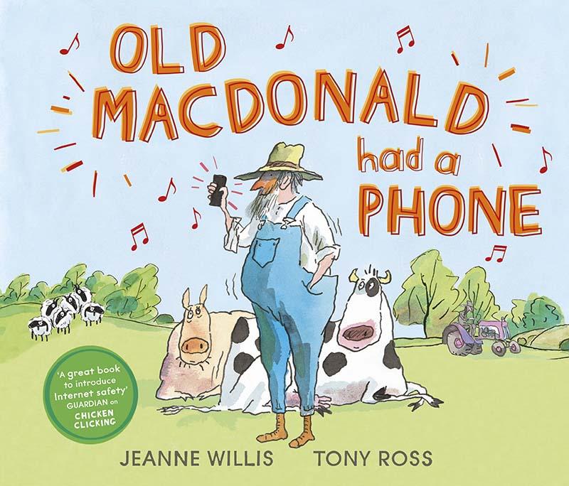 Old Macdonald Had a Phone - Jacket