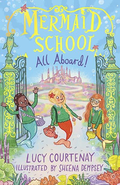 Mermaid School: All Aboard! - Jacket