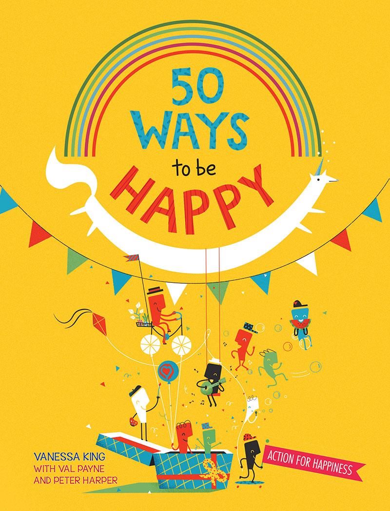 50 Ways to Feel Happy - Jacket