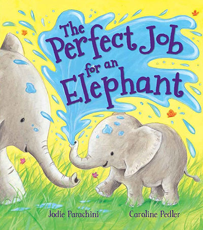 The Perfect Job for an Elephant - Jacket