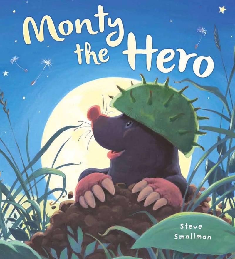 Monty the Hero - Jacket