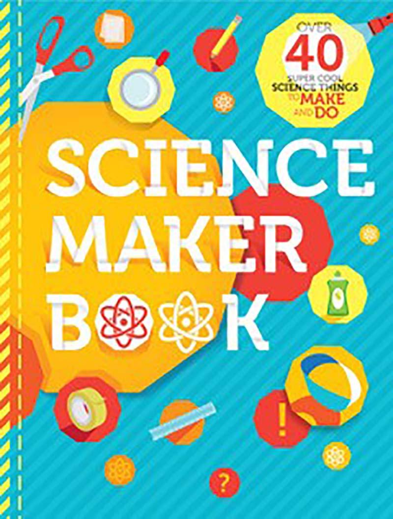 Science Maker Book - Jacket