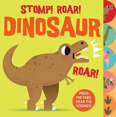 Sounds of the Wild: Stomp Roar! Dinosaur - Jacket