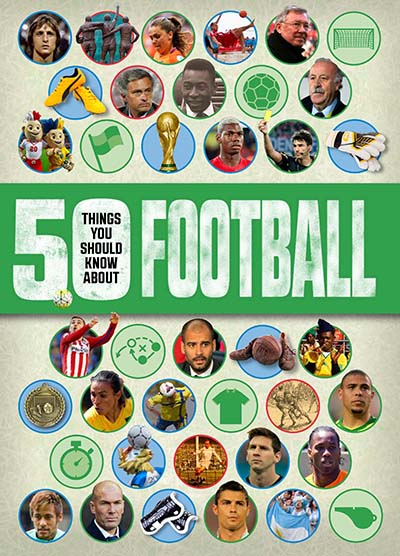 50 things you should know about:Football - Jacket