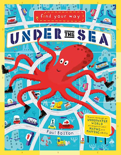 Find Your Way Under the Sea - Jacket