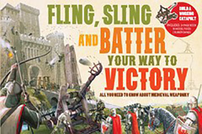 Fling Sling and Battle your Way to Victory - Jacket