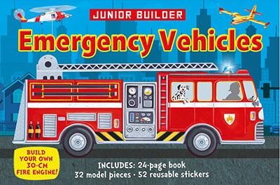Junior Builder: Emergency Vehicles - Jacket