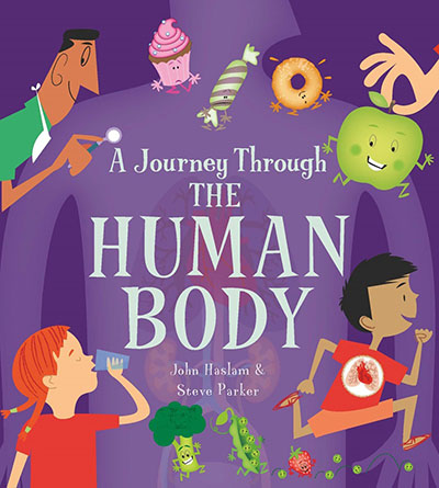 A Journey Through the Human Body - Jacket