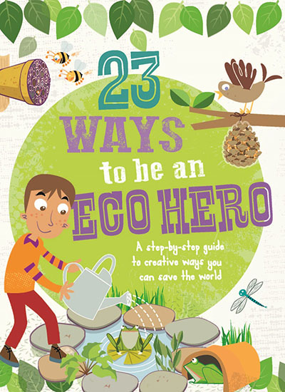 23 Ways to Be an Eco Hero - Jacket