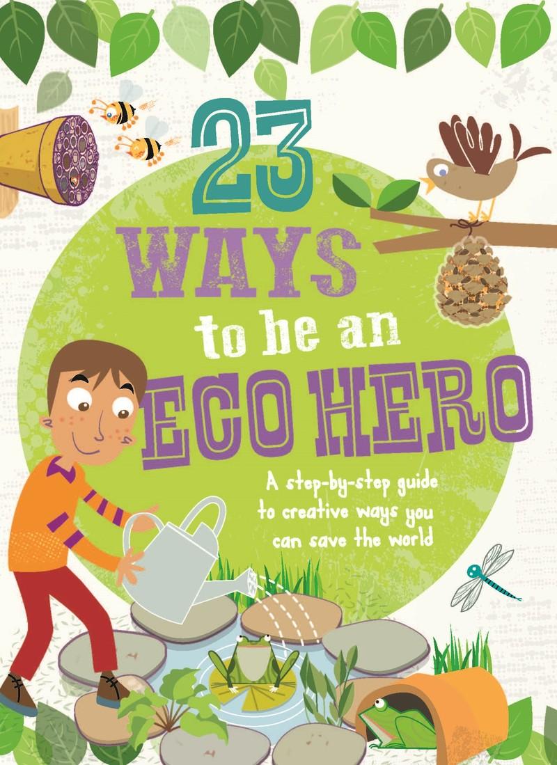 23 Ways to Be an Eco Hero - Jacket
