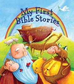 My First Bible Stories - Jacket