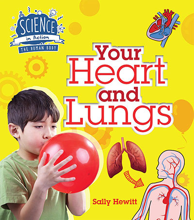 Human Body: Your Heart and Lungs - Jacket