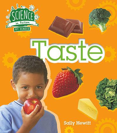 The Senses: Taste - Jacket