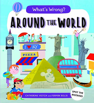 What's Wrong? Around the World - Jacket