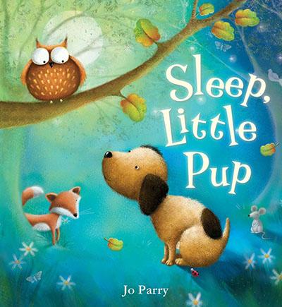 Sleep, Little Pup - Jacket