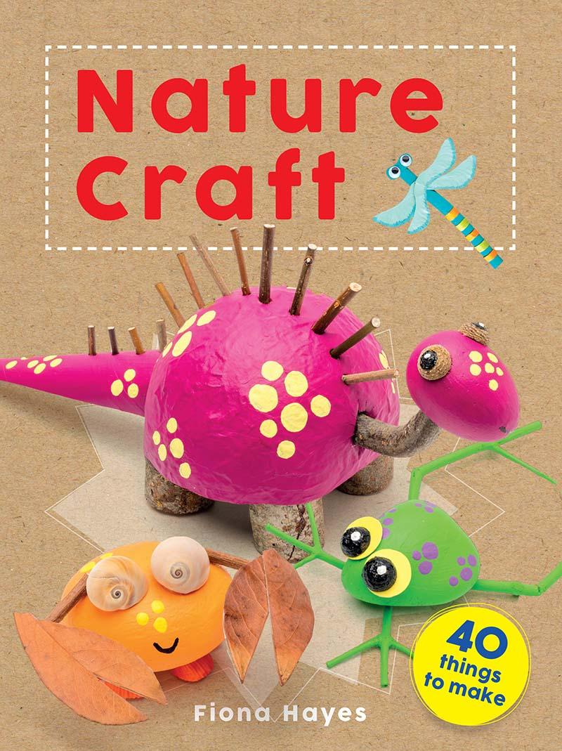 Crafty Makes: Nature Craft - Jacket