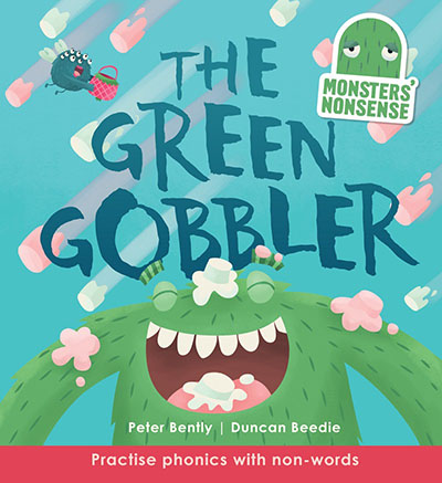 The Green Gobbler (Book 3) - Jacket