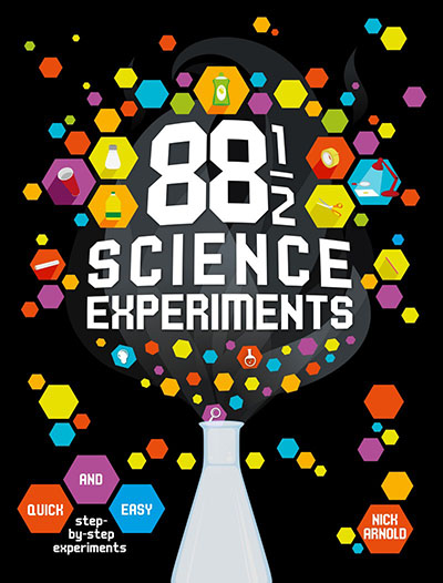 88 and 1/2 Science experiments - Jacket
