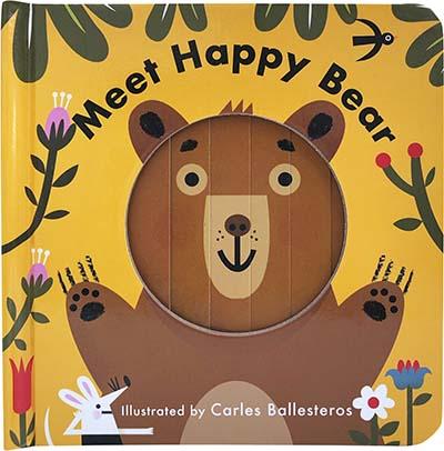 Meet Happy Bear - Jacket