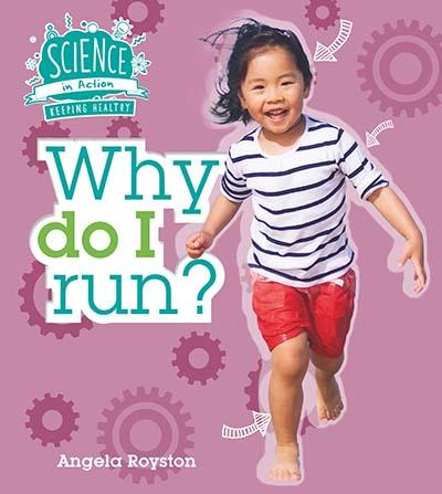 Keeping Healthy: Why Do I Run? - Jacket