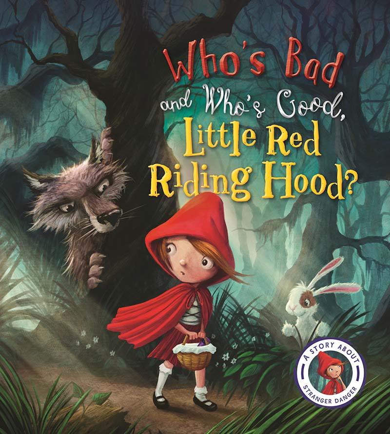Who's Bad and Who's Good, Little Red Riding Hood? - Jacket