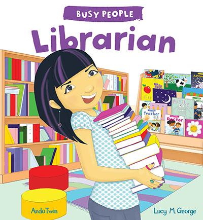 Librarian - Jacket