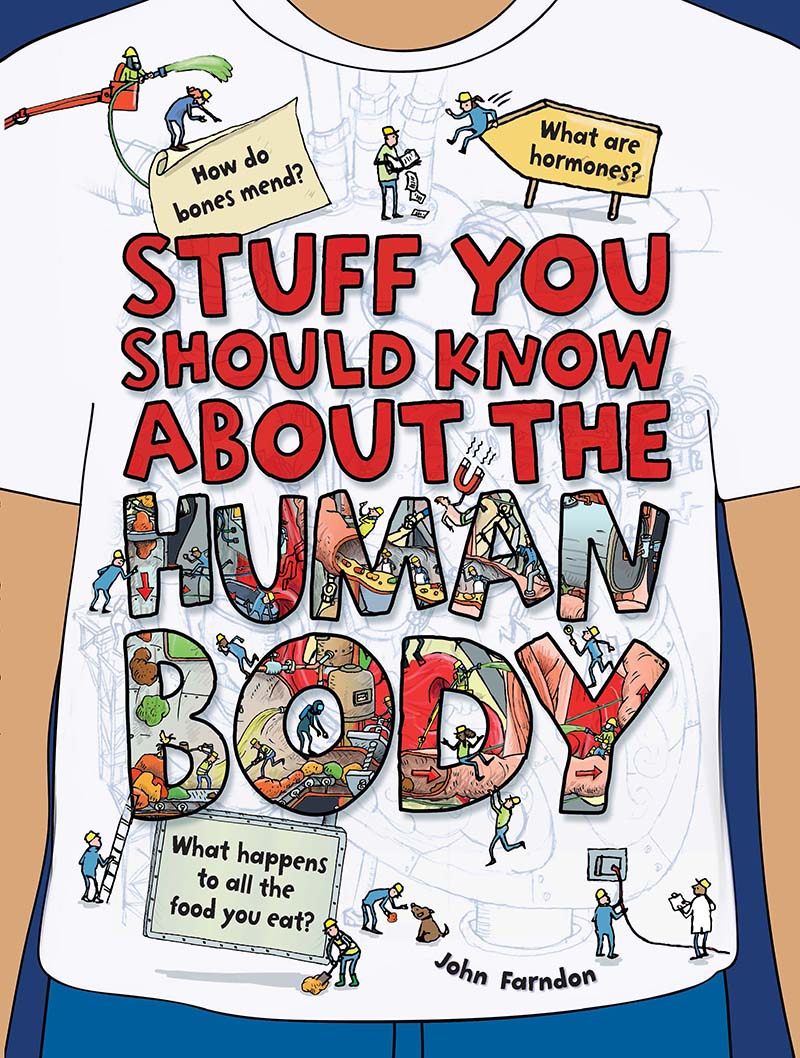Stuff You Should Know About the Human Body - Jacket