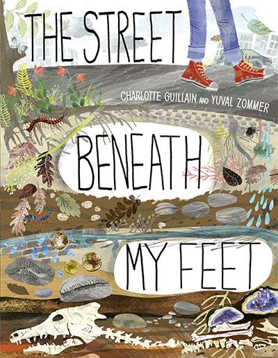 The Street Beneath My Feet - Jacket