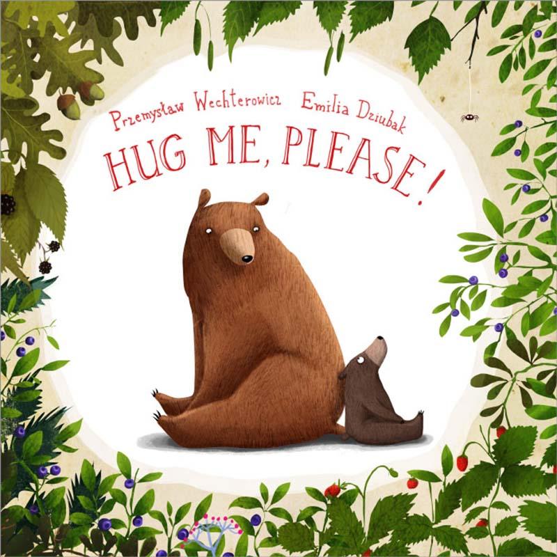 Hug Me, Please! - Jacket