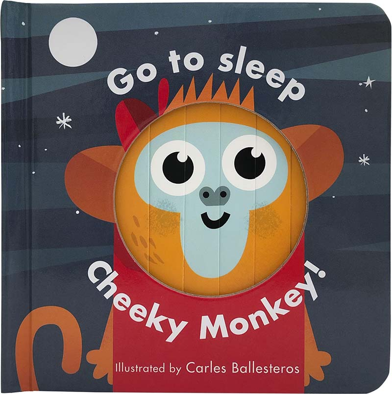 Go to Sleep, Cheeky Monkey - Jacket