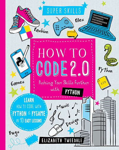 How to Code: Book 2 - Jacket
