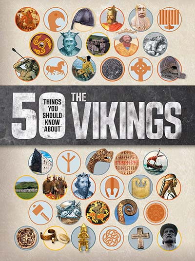 50 Things You Should Know About the Vikings - Jacket
