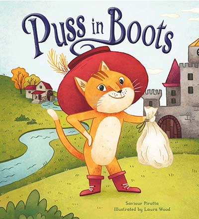 Storytime Classics: Puss in Boots - Jacket