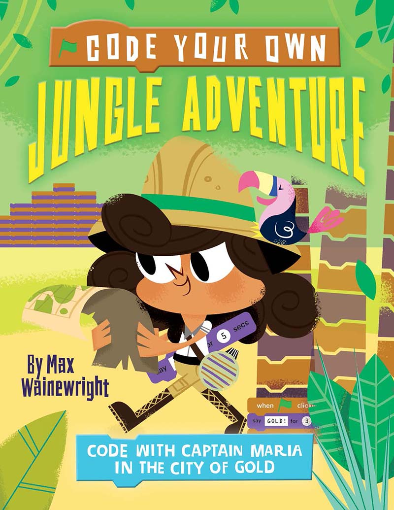 Code Your Own Jungle Adventure - Jacket