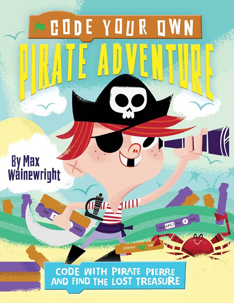 Code Your Own Pirate Adventure - Jacket