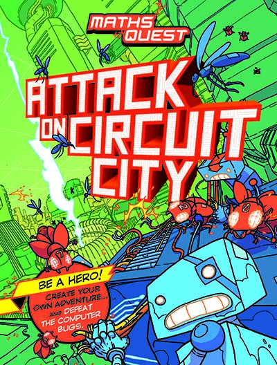 Maths Quest: Attack on Circuit City - Jacket