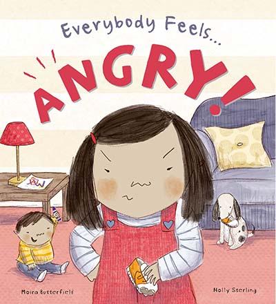 Everybody Feels Angry! - Jacket