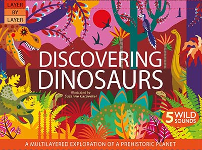 Layer By Layer: Discovering Dinosaurs - Jacket