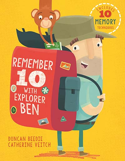 Remember 10 With Explorer Ben - Jacket
