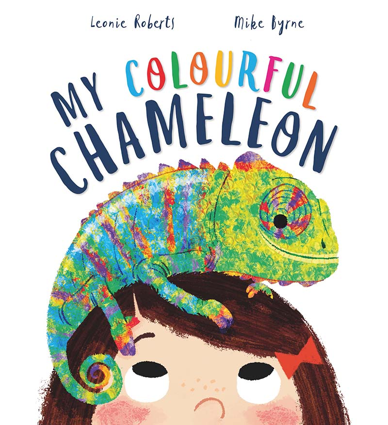 My Colourful Chameleon - Jacket