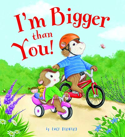 Storytime: I'm Bigger Than You - Jacket
