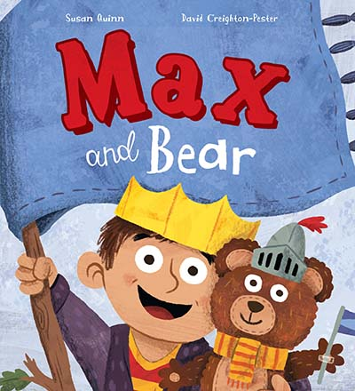 Storytime: Max and Bear - Jacket