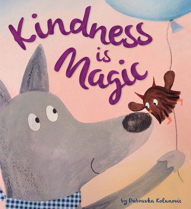 Storytime: Kindness is Magic - Jacket