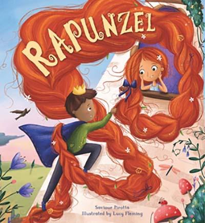 Storytime Classics: Rapunzel - Jacket