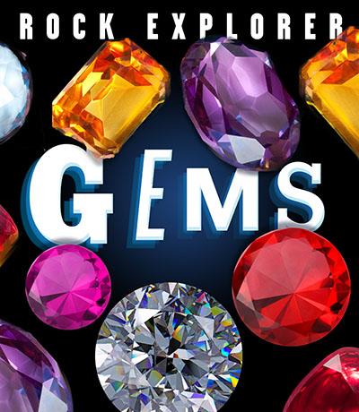 Rock Explorer: Gems - Jacket