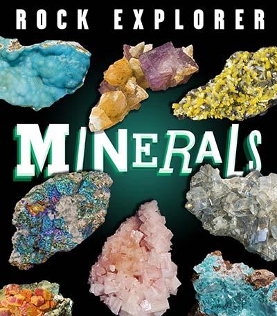 Rock Explorer: Minerals - Jacket