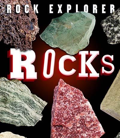 Rock Explorer: Rocks - Jacket