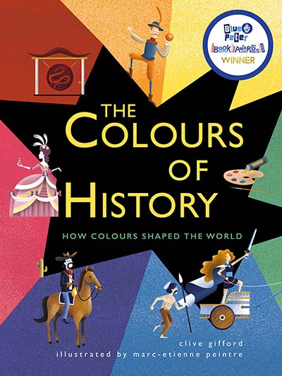 The Colours of History - Jacket
