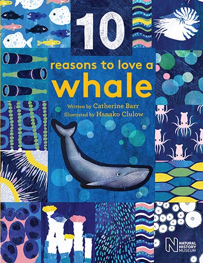 10 Reasons to Love a... Whale - Jacket